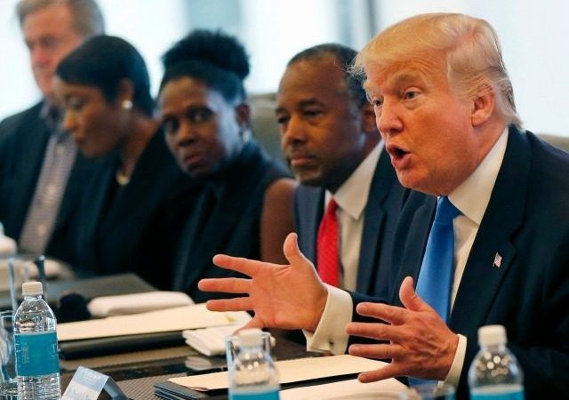 Donald Trump On D.C.: 'The Whole Place is One Big Lobbyist'