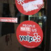 The Right to Complain – Courtesy of Yelp