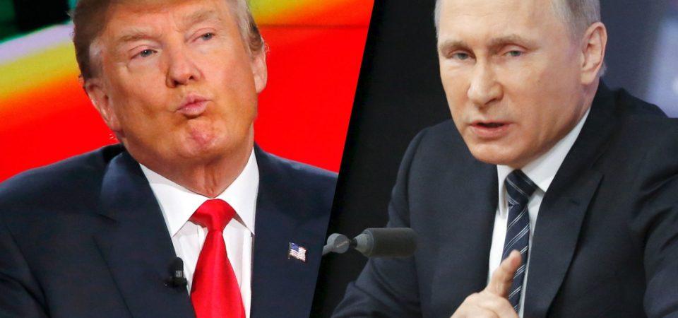 Donald Trump And Vladimir Putin   Latest News