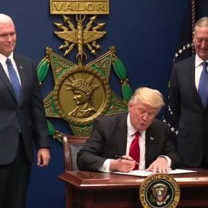 President Trump's Executive Orders: A Brief Summary
