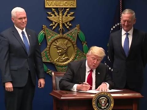 President Trump's Executive Orders: A Brief Summary
