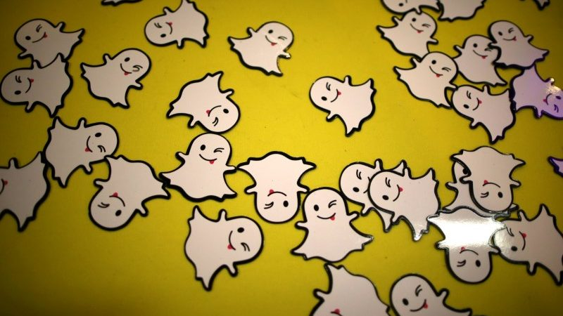 Millenial love for Snapchat extends to the stock