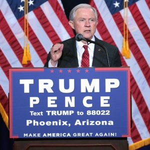 Sessions' Recusal from Russian Inquiries