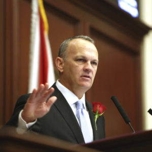 Florida's Formidable Speaker of the House