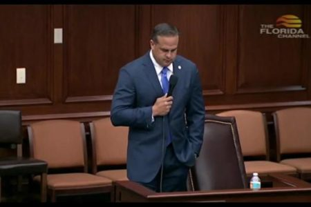 Florida Senator Resigns Amid Uproar Over Tirade