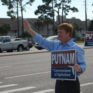 OPINION: Caught Again, but Adam Putnam just keeps Ignoring Florida Law.