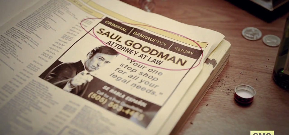 Better Call Dan – The Real Life Saul Goodman