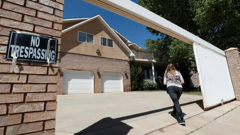 Ex-wife of polygamous sect leader to open doors of secretive home