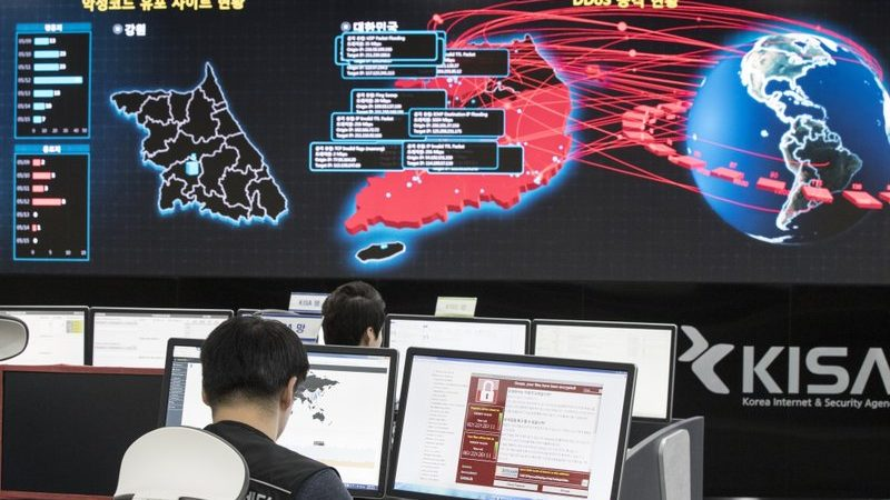 Was North Korea Behind The Ransomware Cyberattacks?