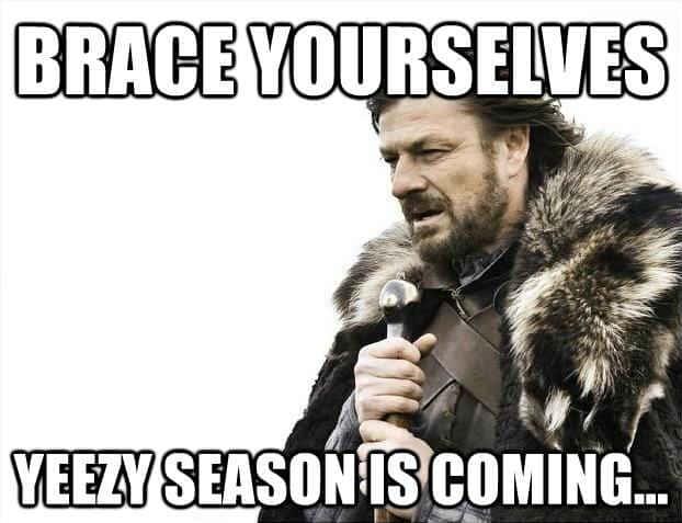 New Yeezy