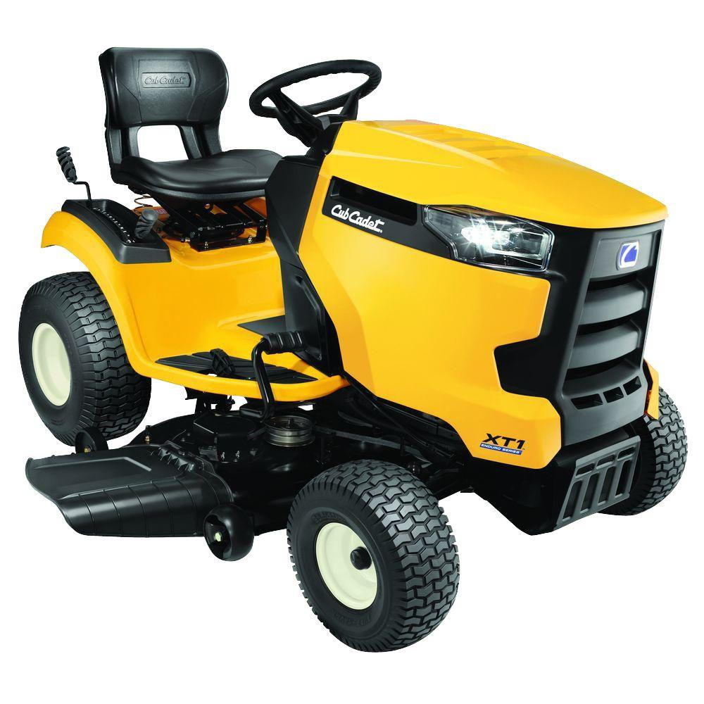 large acre riding mower