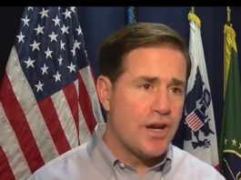 Arizona Gov. Ducey