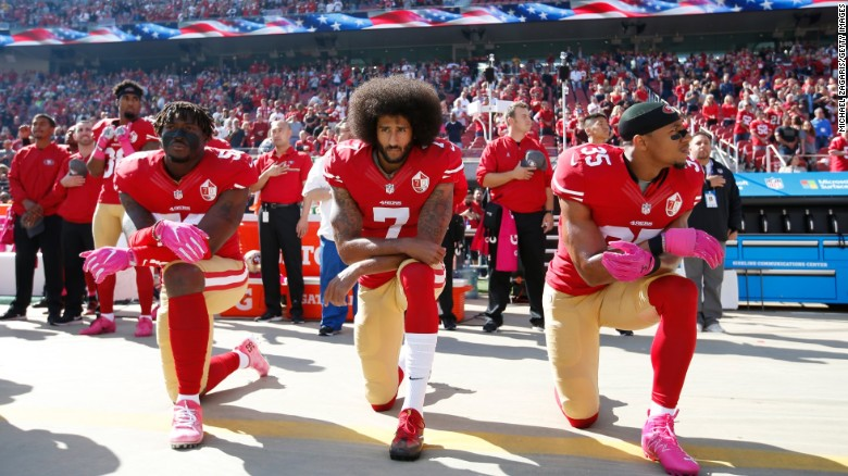 It's time to take a good look at Badwill, the opposite of ... |Football Players Kneeling