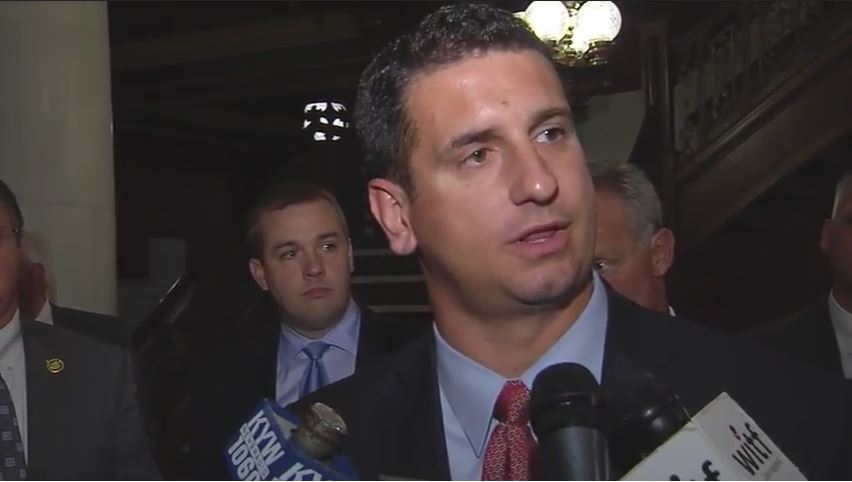 Pennsylvania Majority Leader Dave Reed talks about budge deal