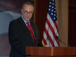 en. Chuck Schumer of New York says talks over Dreamers slow