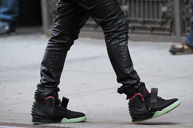 the history of the yeezy