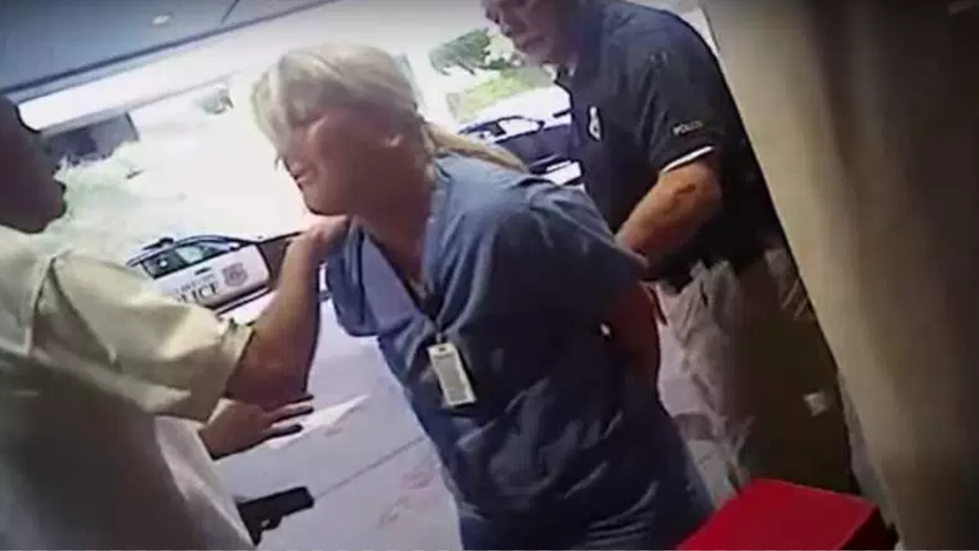 July Footage Showing The Arrest Of A Utah Nurse Recently Made Headlines As Result Americans Are Now Wondering Whether Or Not Nation Is Declining