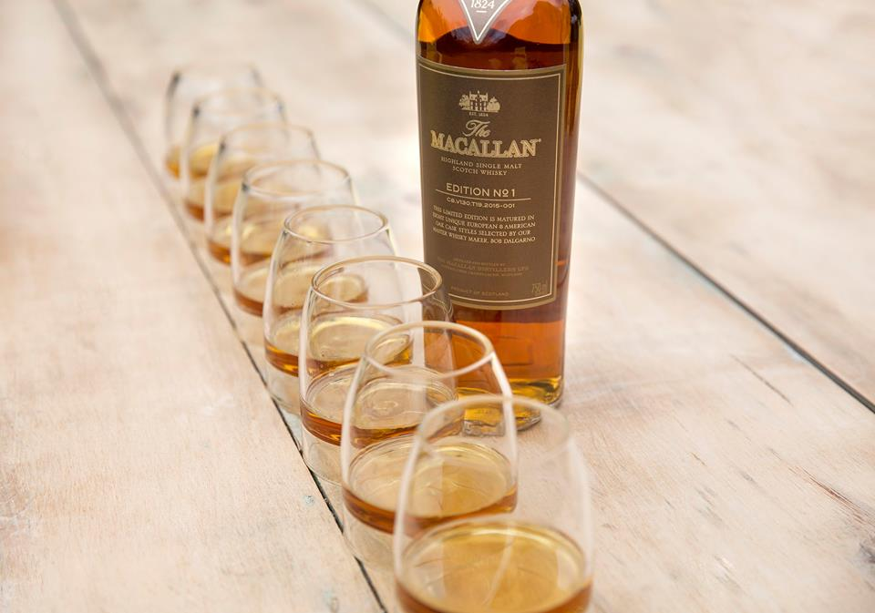 luxury whiskey The Macallan