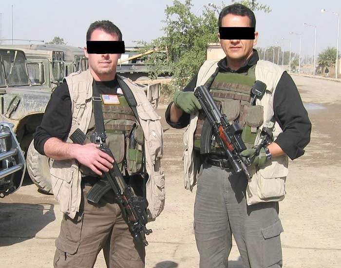 CIA Special Activities Division in Afghanistan
