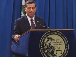 California AG Xavier Becerra releases final regulations implement racial and identity profiling act