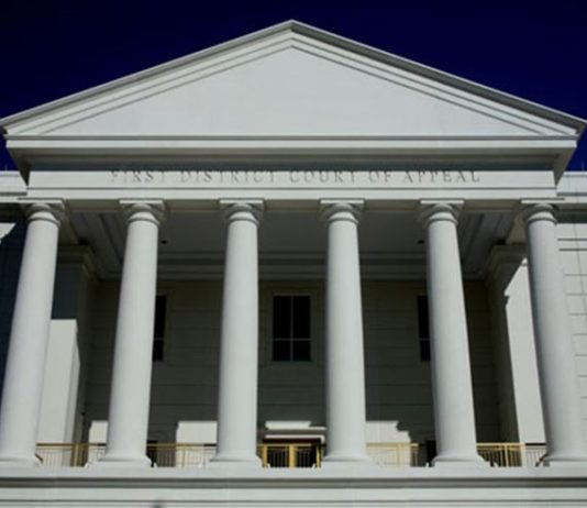 Florida First District Court of Appeals