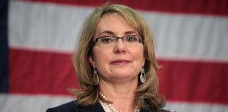 Former Arizona Rep. Gabrielle Giffords