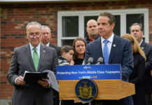 Gov. Cuomo and Sen. Schumer reject repeal of SALT deduction