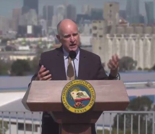 Governor Brown signs Sanctuary State bill
