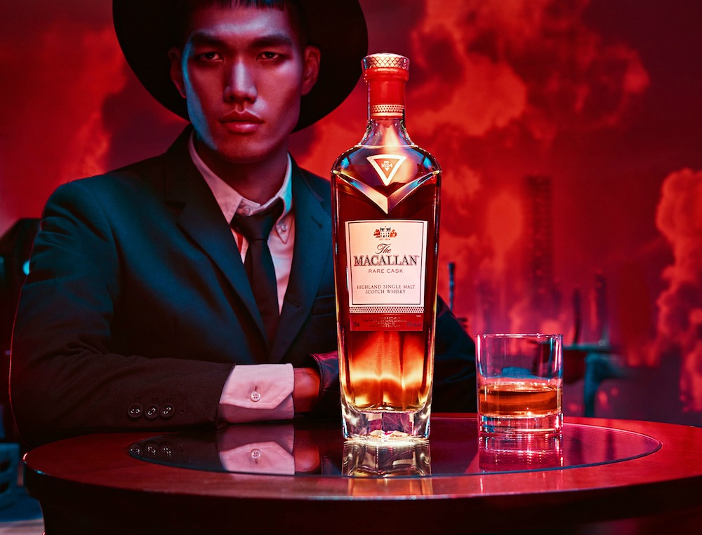 The Macallan Rare Cask Black – Steven Klein Limited Edition