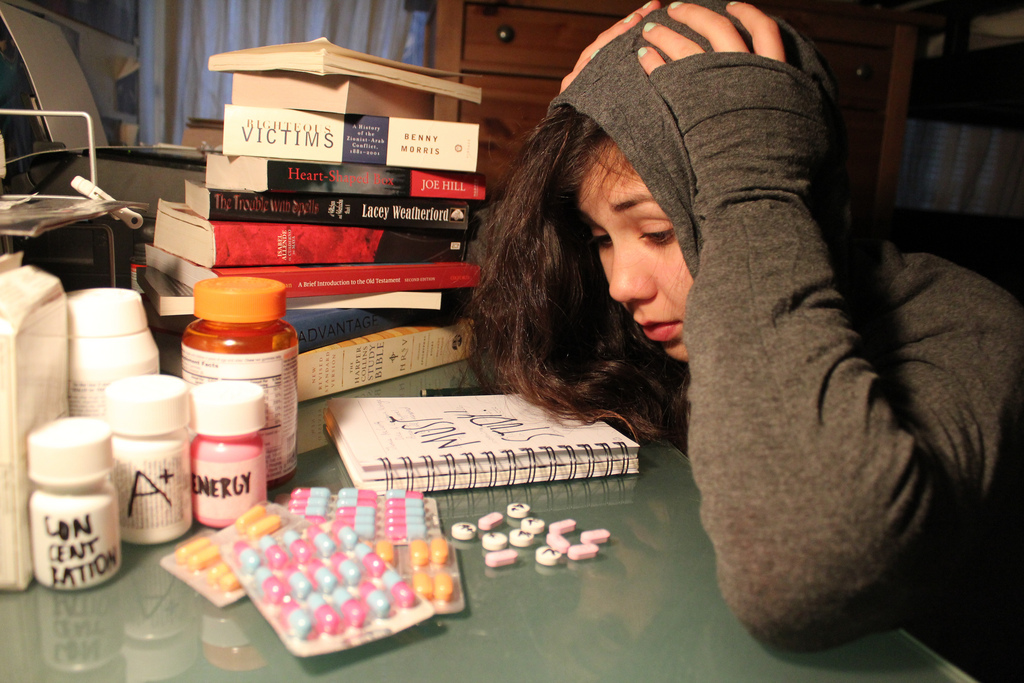 "adderall abuse in students ""many of these college students think stimulants like adderall are harmless study the national institutes of health's national institute on drug abuse."