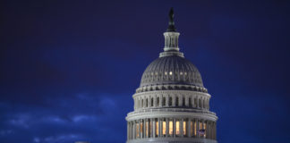U.S. Capitol, Center for Tax reform fight