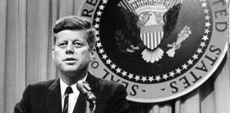 JFK, President Kennedy