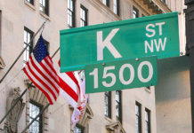 K street, lobbyists for tax reform