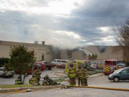 Chemical explosion at Verla International