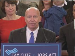 Cong. Brady unveils GOP Tax Bill