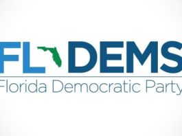Florida Democratic Party (FDP) Logo