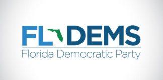 Florida Democratic Party (FDP) Logo