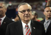 By Gage Skidmore from Peoria, AZ, United States of America (Joe Arpaio) [CC BY-SA 2.0 (https://creativecommons.org/licenses/by-sa/2.0)], via Wikimedia Commons