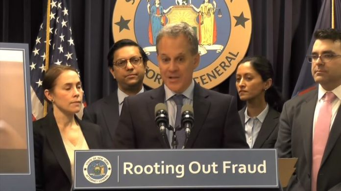 New York AG Schneiderman Rooting Out Fraud