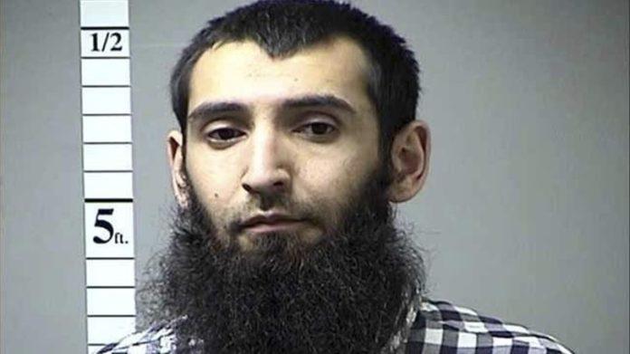 New York Terrorist