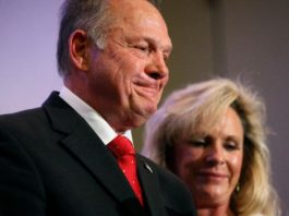 Roy moore, sexual harassment