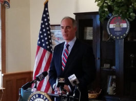 Sen. Bob Casey pushes for funding to fight opioid epidemic