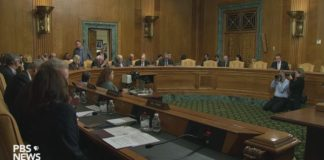 Senate Budget Committee passes GOP tax reform bill