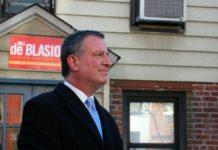 Bill de Blasio--New York City Mayor