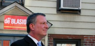 Bill de Blasio--New York City Mayor