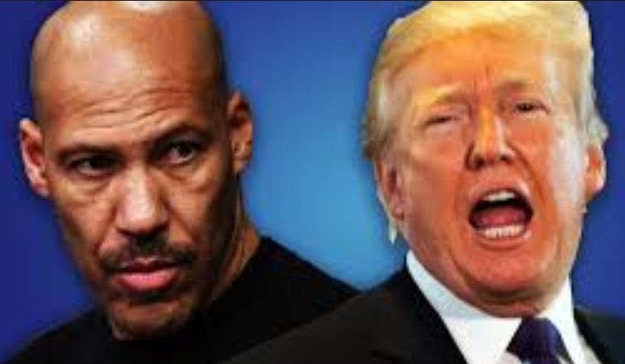 LaVar Ball downplays Donald Trump's role in UCLA freshmen's release