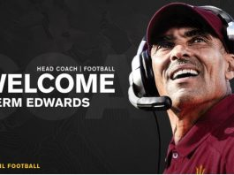 Arizona State Hires Herm Edwards Head Coach of Sun Devil Football
