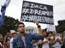 DACA/Dreamers rally