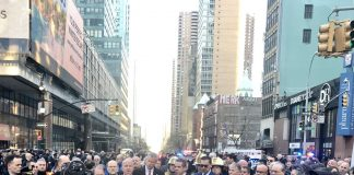 Press Conference New York Explosion