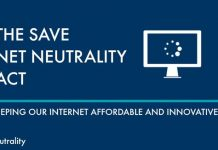 Save Net Neutrality Act